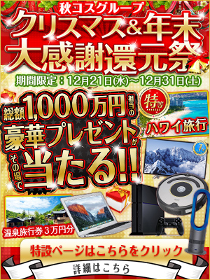 景品-クリスマス年末大感謝還元祭300-400