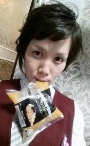 tamasanとシュークリーム
